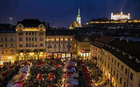 Bratislava autobusem na 1 den