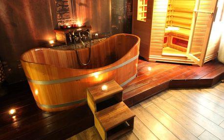 Osvěžující koupel i drinky pro 2 v lázních Stodolní