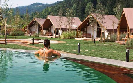Slovinsko - Savinjské Alpy na 2 dny, snídaně v ceně