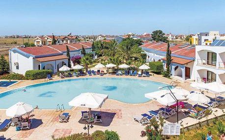 Kypr, Famagusta, letecky na 9 dní all inclusive