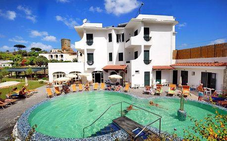 Itálie - Ischia na 8 dnů, polopenze