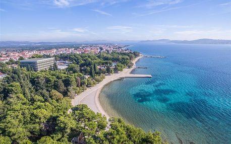 Chorvatsko - Vodice na 8 dnů, polopenze