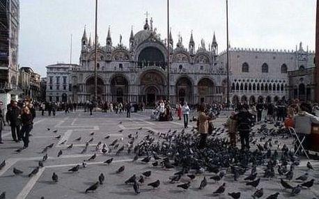 Benátky, Verona, Lago Di Garda - 4 dny poznání s dopravou, ubytováním a polopenzí