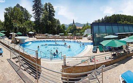 Slovinsko - Dobrna na 3 dny, polopenze