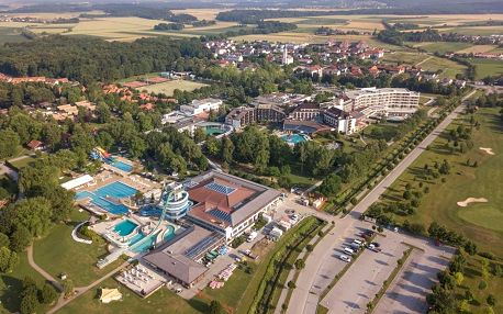 Slovinsko - Moravské Toplice - 5 dní s ubytování, polopenzí a dopravou + wellnes a Terme 3000