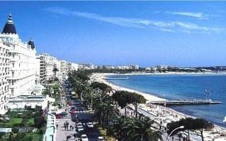 Francie - Provence a Azurové pobřeží - 6 dní poznání s dopravou, ubytováním a snídaní