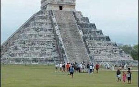 Mexiko - Země tajuplných pyramid, Cancůn - 13 dní letecky s ubytováním a snídaní