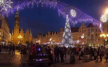 Adventní Wroclaw - jednodenní zájezd, Wroclaw