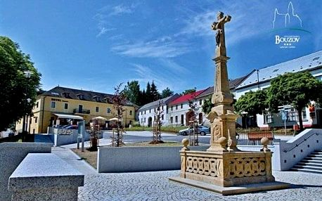 Střední Morava na 3-6 dnů, polopenze
