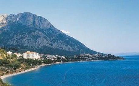 Chorvatsko - Gradac na 8 dnů