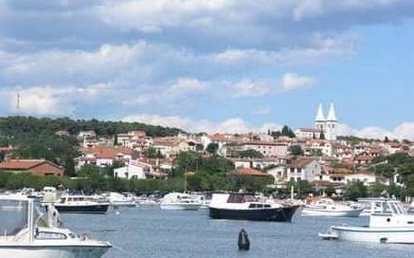 Chorvatsko - Medulin na 8 dnů