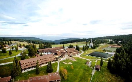 Slovinsko - Rogla na 5 dnů, polopenze