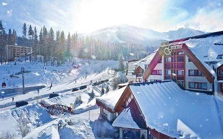 Nejprodávanější pobyt v Jasné se vstupem do wellness, Nízke Tatry - Jasná