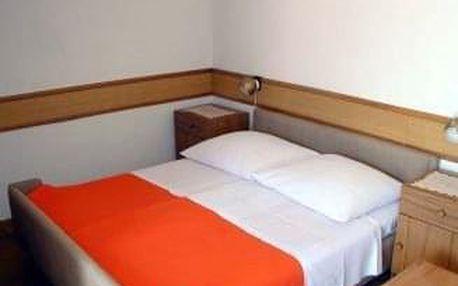 Dalmácie - Baška Voda - apartmány v soukromí - 8 dní