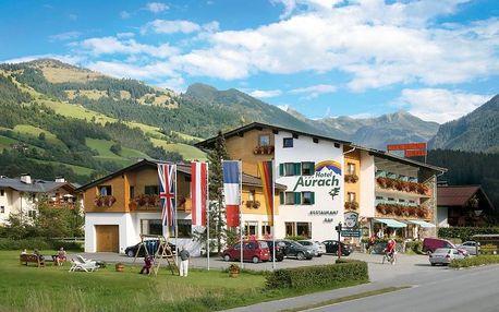 Rakousko: Hotel Aurach