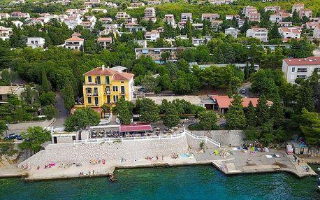 Chorvatsko - Crikvenica na 8 dnů, polopenze
