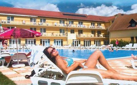 Hokovce - Dudince - Hotel Park - léčebný pobyt s polopenzí, 7 dní