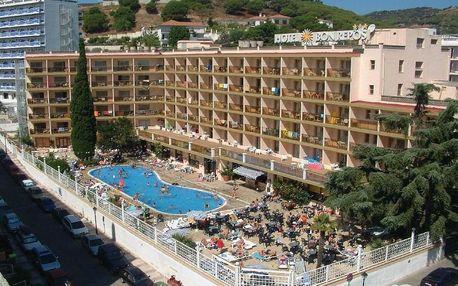 Španělsko - Costa Brava - Costa del Maresme autobusem na 10 dnů, polopenze