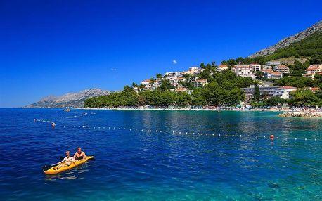 Chorvatsko - Baška Voda na 8 dnů