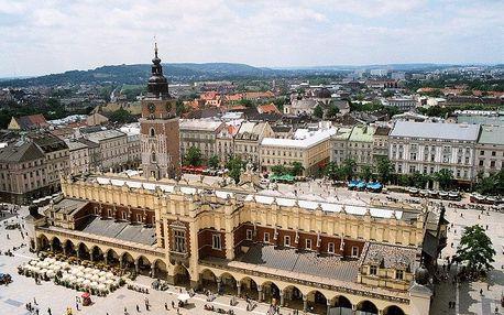 Polsko - Wroclaw, Krakow, solné doly Wieliczka - 5 dní poznání s dopravou, ubytováním a se snídaní
