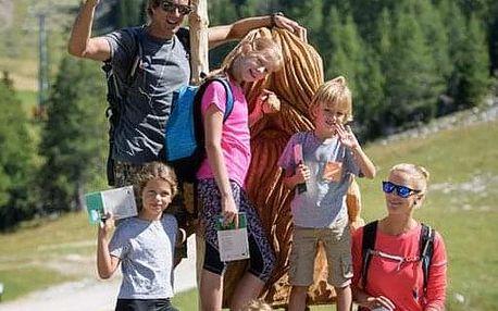 Slovinsko - Savinjské Alpy na 3 dny, polopenze