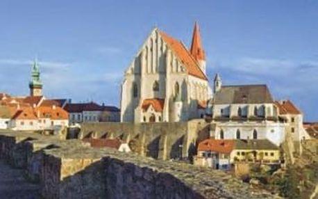 Kouzelná Jižní Morava s návštěvou Rakouska - Podyjí - 6 dní s dopravou, ubytováním a polopenzí