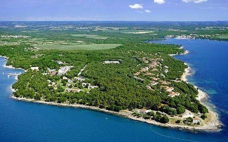 Chorvatsko - Lanterna na 7 dnů