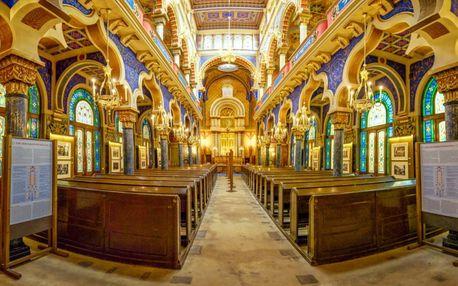 Slavné filmové melodie v Jeruzalémské synagoze