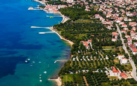 Chorvatsko - Sveti Filip i Jakov autobusem na 10 dnů