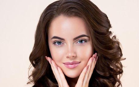 Kosmetické ošetření pro zdravou a krásnou pleť