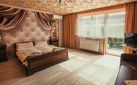 Relax v penzionu Iveta blízko Podhájské