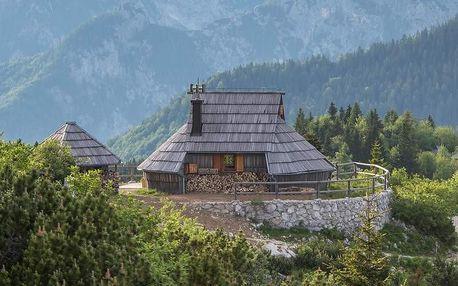 Slovinsko - Savinjské Alpy na 3 dny