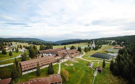 Slovinsko - Rogla na 4 dny, polopenze