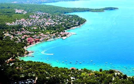 Chorvatsko - Krk na 8-15 dnů