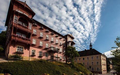 Jánské Lázně Hotel Terra Superior - 4 denní pobyt s polopenzí, čt až pá