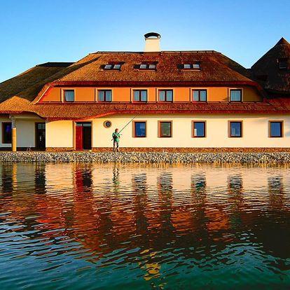 Romantický pobyt v Penzióne Rybársky Dvor