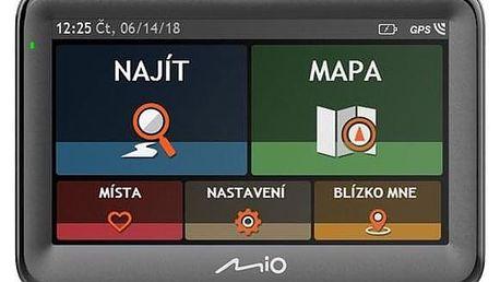 Mio Pilot 15 LM 45 EU černá