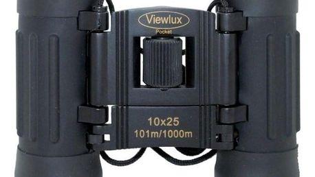 Viewlux Pocket 10x25 černý (A4518)
