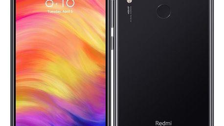 Mobilní telefon Xiaomi Redmi Note 7 64 GB (22864) černý + DOPRAVA ZDARMA