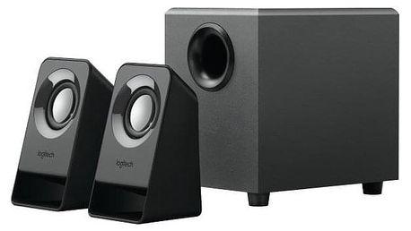 Logitech Z211 Compact černé (980-001269)