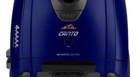 Vysavač podlahový ETA Canto II 1492 90010 modrý