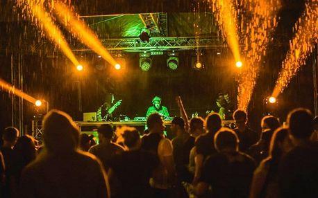 Vstupenka na festival Spring Bass Jam Volume 3
