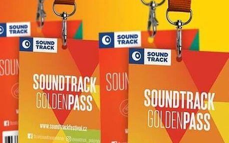 Soundtrack Poděbrady - Golden pass
