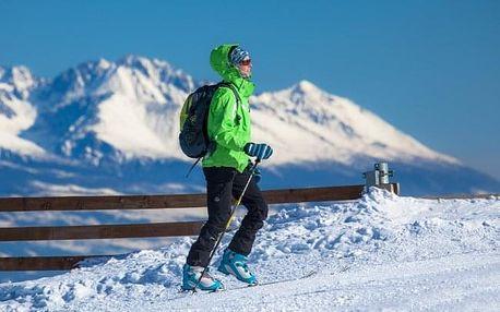Vysoké Tatry blízko skiareálů ve Ville Domino se snídaní a hydromasáží