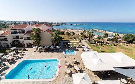 Kypr, Protaras, letecky na 8 dní polopenze