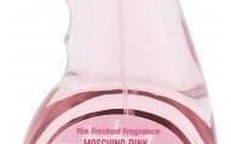 Moschino Fresh Couture Pink 100 ml toaletní voda pro ženy