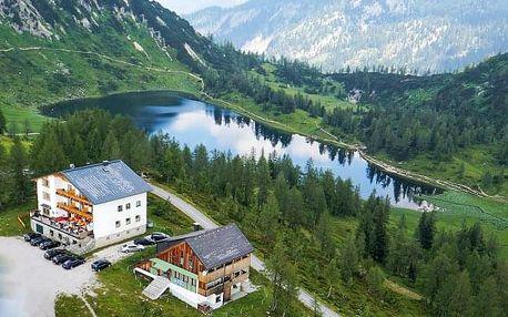 Rakouské Alpy v Hotelu Alpenrose *** Tauplitzalm s polopenzí, saunami a vláčkem