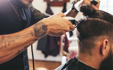 Péče v barber shopu: Strojek, klasika, exclusive