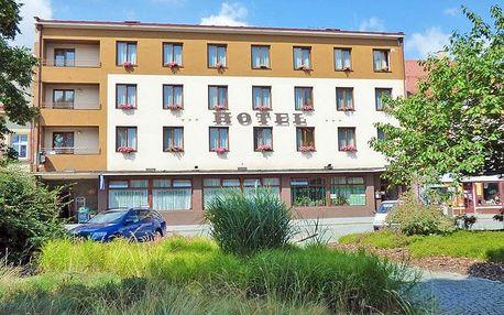 Vysočina v hotelu v centru města Chotěboř s polopenzí – termíny přes hlavní letní sezónu