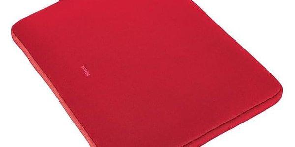 Pouzdro Trust Primo Soft pro 13,3'' červené (21253)3